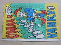 Štývar - Omalovánky 1 (1993) omalovánky