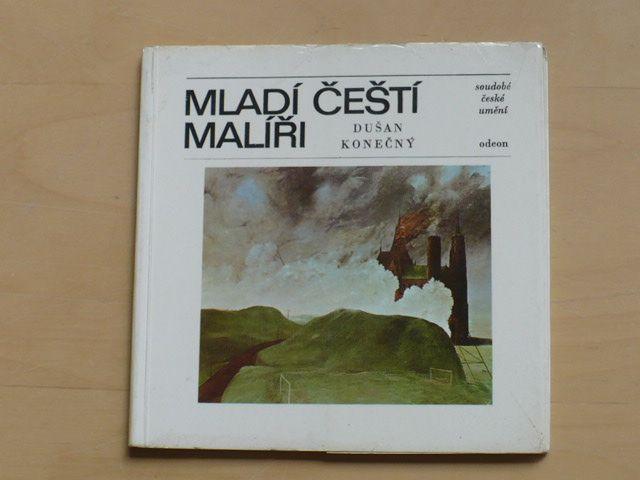 Konečný - Mladí čeští malíři (1978)