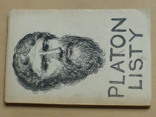 Platon - Listy (Laichter 1945)
