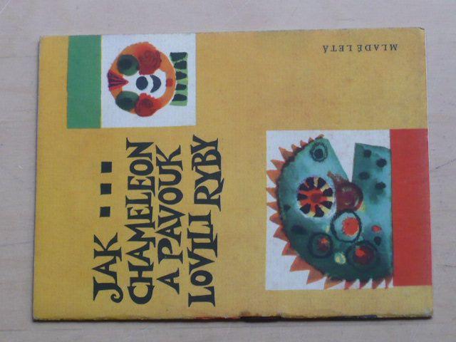 Jak chameleon a pavouk lovili ryby - africká pohádka (1961)