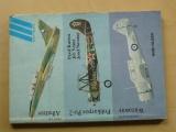 Kučera, Vraný - Wirraway, Polikarpov Po-2, Albatros (1988)