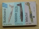 Velek, Pajer - MB-200, Wellington, Iljušin Il-28