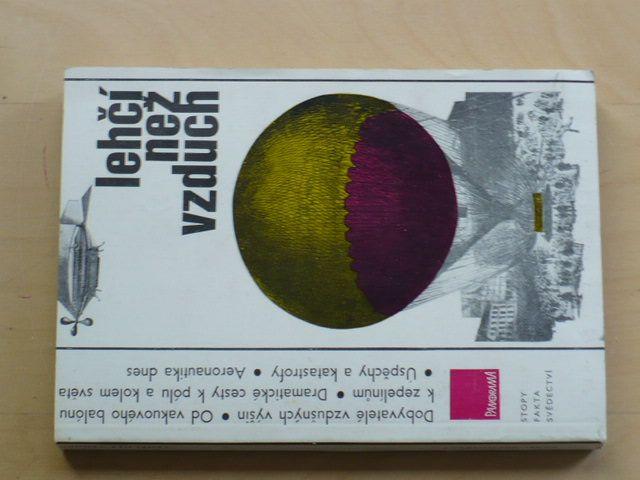 Vrchovecký - Lehčí než vzduch (1979) Od balónu k zeppelinům