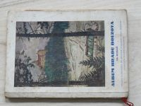 Album hradu Bouzova na Moravě (1925) česky, francouzsky