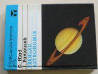 Hlad, Pavlousek - Přehled astronomie (1990)