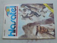 Hlasatel 3 (1991) ročník I.