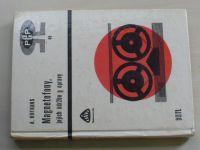 Hofhans - Magnetofony, jejich údržba a opravy (1966)
