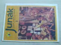 Junák 3 (1990) ročník XXXIII.