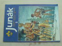 Junák 5 (1991) ročník XXXIV.