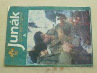 Junák 6 (1991) ročník XXXIV.