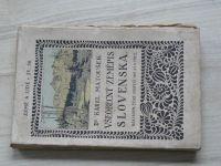Matoušek - Všeobecný zeměpis Slovenska (1922) Země a lidé sv. 36