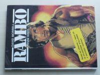 Morrell - Rambo - První krev; Rozkaz; Pro přítele (1991) 3 knihy