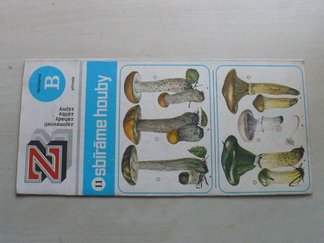 Sbíráme houby 11 (nedatováno)