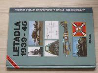 Schmid - Stíhací a bombardovací letadla Německa 1939 - 45 (1993) 1,2 díl