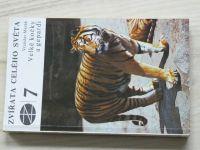 Zvířata celého světa 7 - Mazák - Velké kočky a gepardi (1980)