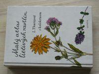 Thurzová - Malý atlas liečivých rastlín (1984) slovensky