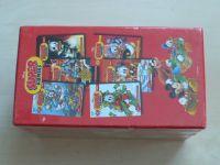 Disney - Super komiks - díly 13-18 (2012-13) 6 knih