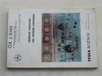 Křemíkové tranzistory pro spotřební elektroniku (1970)