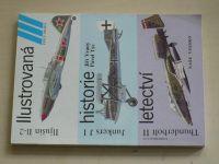 Vraný, Týc - Iljušin Il-2, Junkers J I, Thunderbolt II - Ilustrovaná historie letectví (1990)