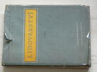 Dr. Dyr - Lihovarství I. díl (SNTL 1955)