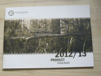 Česká zbrojovka Uherský Brod - Product Catalogue 2012/13