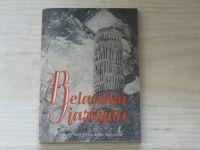 Dr. Anton Droppa - Belanská jaskyňa a jej kras (1959) slovensky