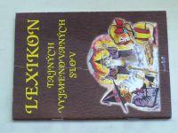 Pernická - Lexikon tajných vyjmenovaných slov (2003)