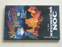 Stopy hrůzy 45 - Stine - Nekonečná noc (1995)