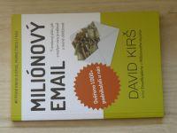 David Kirš - Miliónový email - e-mail marketing u nás (2012)