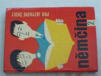 Němčina pro jazykové školy 2 (1964)