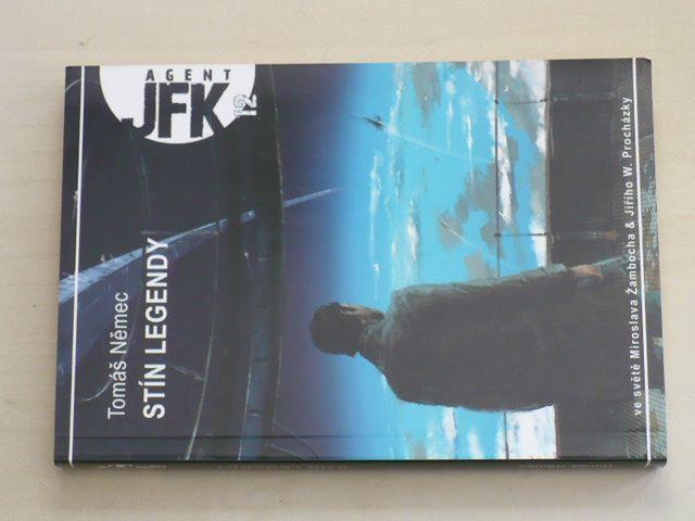 Agent JFK 12 - Němec - Stín legendy (2007)