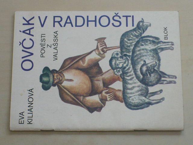 Kilianová - Ovčák v Radhošti - Pověsti z Valašska (1983)
