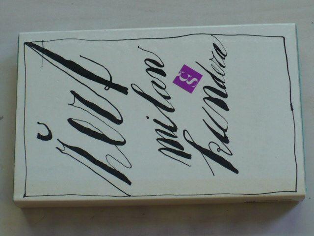 Kundera - Žert (1969)