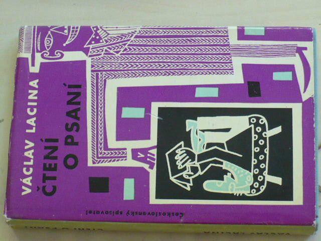 Lacina - Čtení o psaní (1962)