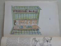 Pavlíková - Spravujeme oděvy a prádlo a šijeme ložní prádlo a bytový textil (1967)