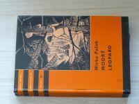 KOD 50 - Pašek - Modrý leopard (1961)