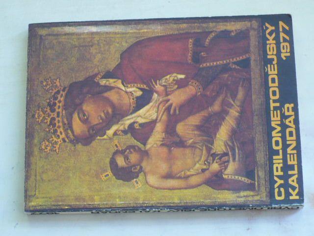 Cyrilometodějský kalendář 1977
