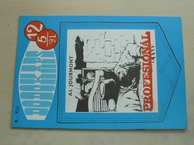 Dodokaps 12 - Jourmont - Profesionál (1991)