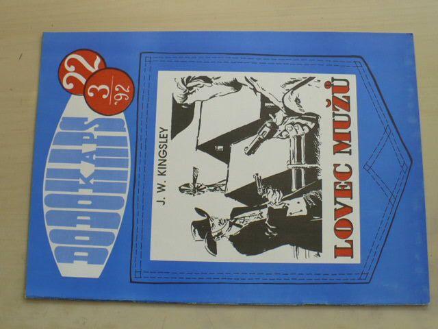 Dodokaps 22 - Kingsley - Lovec mužů (1992)