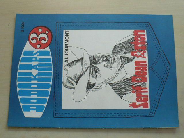 Dodokaps 3 - Jourmont - Šerif Dean Aston (nedatováno)