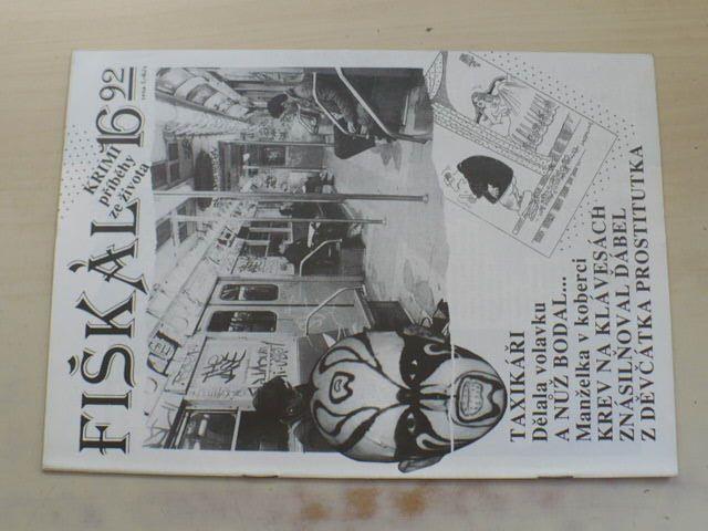 Fiškál 16 (1992) ročník III.