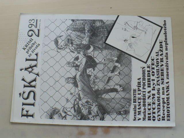 Fiškál 2 (1993) ročník IV.