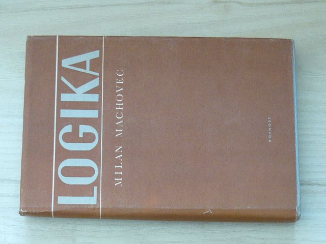 Machovec - Logika (1952)