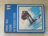 Man - Čekání na rychlou stopu (1980) il. B. Konečný