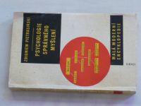 Pietrasiński - Psychologie správného myšlení (1964)