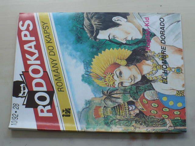 Rodokaps 10 - Kid - El Hombre Dorado (1992)