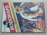 Rodokaps 2 - Walker - Ken Wood a meč krále D´Sala (1991)
