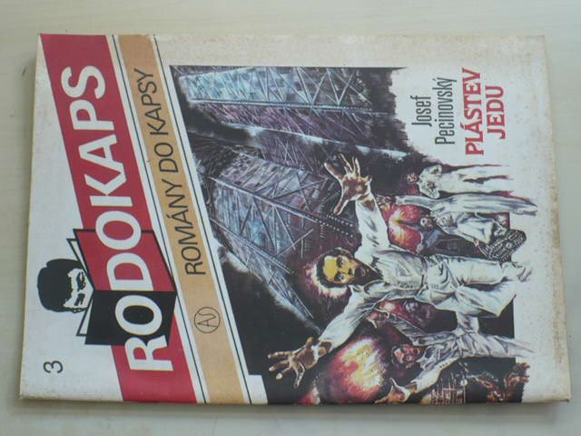 Rodokaps 3 - Pecinovský - Plástev jedu (1990)