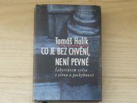 Tomáš Halík - Co je bez chvění, není pevné (2002)