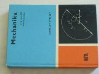 Tvrzský - Mechanika pro 2. ročník průmyslových škol elektrotechnických (1973)